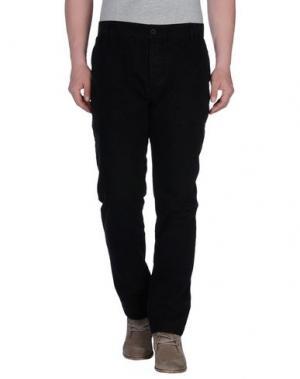 Повседневные брюки AUTHENTIC ORIGINAL VINTAGE STYLE. Цвет: черный