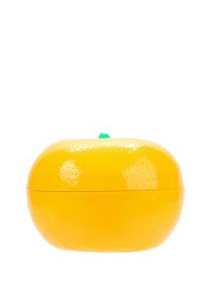 Осветляющий крем для рук (мандарин), 30г Tony Moly. Цвет: белый