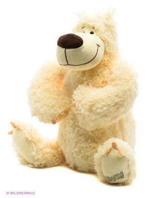 Медведь Малинкин Fancy. Цвет: бежевый