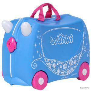 Kids Travel 0259-GB01 Trunki. Цвет: голубой