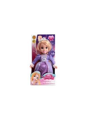 Кукла Мульти-Пульти disney принцесса. Рапунцель Карапуз. Цвет: сиреневый