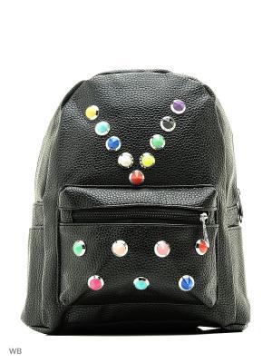 Рюкзак Punta. Цвет: черный