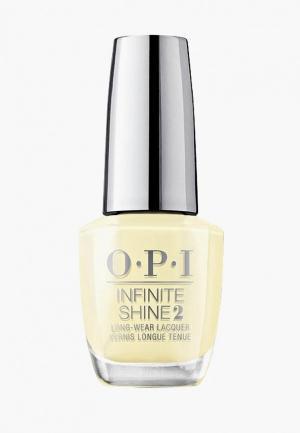 Лак для ногтей O.P.I. Цвет: желтый