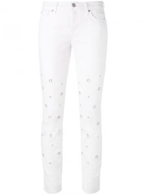 Riley jeans Hudson. Цвет: белый