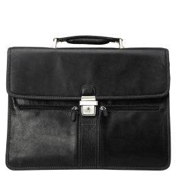 Портфель  8128 черный GERARD HENON