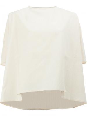 Cheese blouse Toogood. Цвет: белый