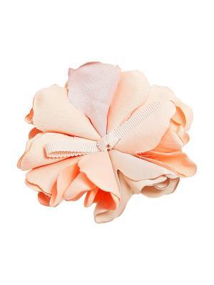 Зажим-брошь. Kameo-bis. Цвет: оранжевый, розовый, бежевый