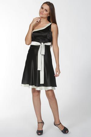 Платье Aeelis. Цвет: белый, черный