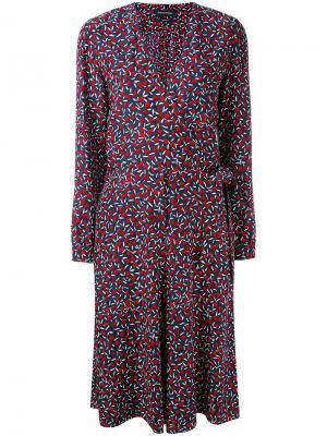 Printed jumpsuit Vanessa Seward. Цвет: синий