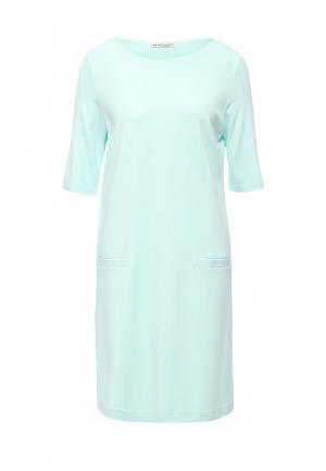 Платье Sela. Цвет: мятный