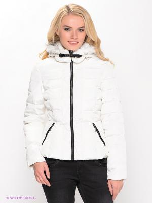 Куртка Gaudi. Цвет: белый