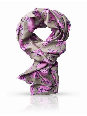 Платки Michel Katana. Цвет: розовый