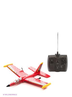 Самолет VELD-CO. Цвет: красный
