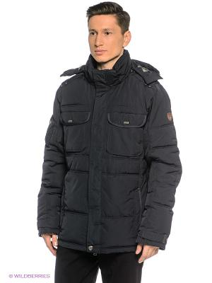 Куртка Northland Professional. Цвет: темно-синий