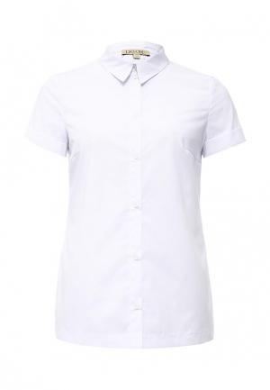 Рубашка Devore. Цвет: белый