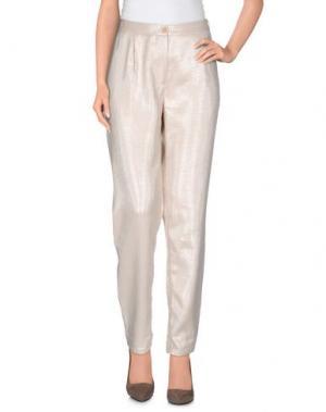 Повседневные брюки DES PETITS HAUTS. Цвет: бежевый
