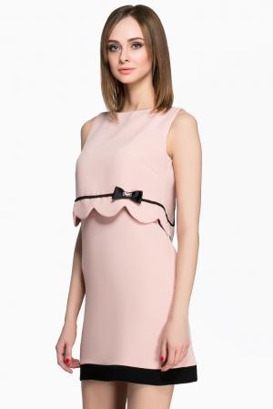Платье AR1-142839 Babylon. Цвет: розовый