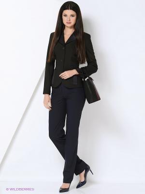 Пиджак Elena Shipilova. Цвет: темно-коричневый