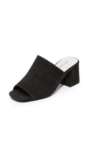 Туфли без задников Perpetua Jeffrey Campbell. Цвет: серо-коричневый