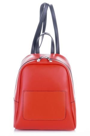 Backpack Giancarlo Bassi. Цвет: red