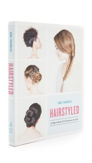 Hairstyled Books with Style