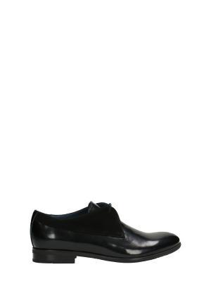 Туфли GINO ROSSI. Цвет: черный