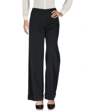Повседневные брюки SCAGLIONE. Цвет: свинцово-серый