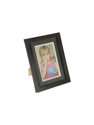 Рамка для фото 18x22 Home Visage. Цвет: черный