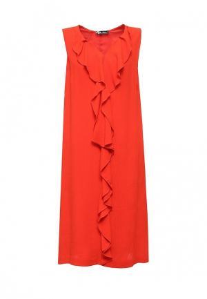 Платье Sinequanone. Цвет: красный