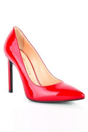 Туфли Marco Barbabella. Цвет: красный