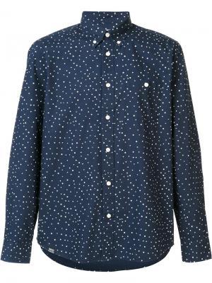 Рубашка Orien Wesc. Цвет: синий