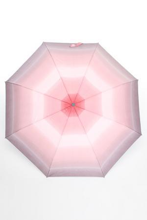 Зонт Labbra. Цвет: розовый