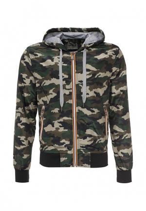 Куртка M&2. Цвет: хаки