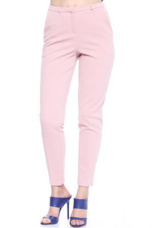 Брюки Emma Monti. Цвет: розовый