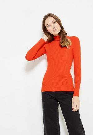 Водолазка Marks & Spencer. Цвет: оранжевый