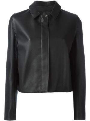 Куртка Allien Ines & Marechal. Цвет: чёрный