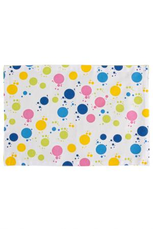 Набор из 4 салфеток 33x48 Bizzotto. Цвет: мультицвет