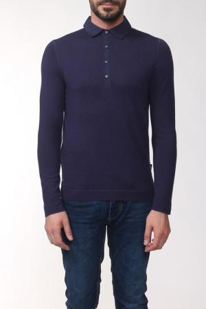 Пуловер Strellson. Цвет: фиолетовый