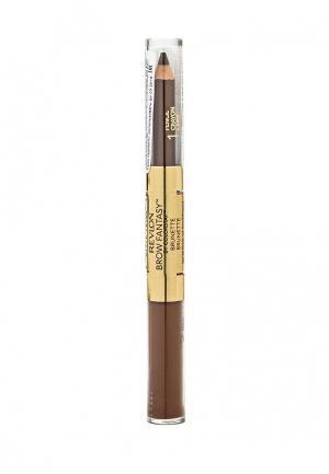 Карандаш Revlon. Цвет: коричневый