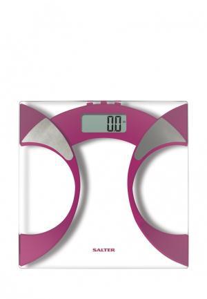 Диагностические электронные весы Salter. Цвет: фиолетовый