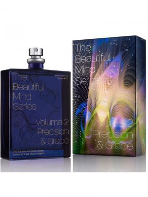 The Beautiful Mind Vol.2 Precision and Grace edp 100 ml Escentric Molecules. Цвет: синий
