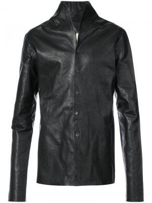 Slim fit jacket A Diciannoveventitre. Цвет: чёрный