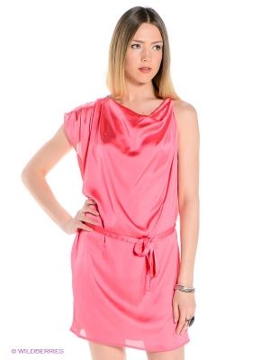 Платье MIRHA GAS. Цвет: розовый