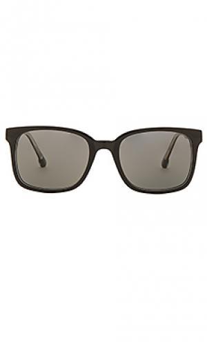 Солнцезащитные очки presley Steven Alan. Цвет: черный