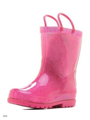 Сапоги PlayToday. Цвет: розовый