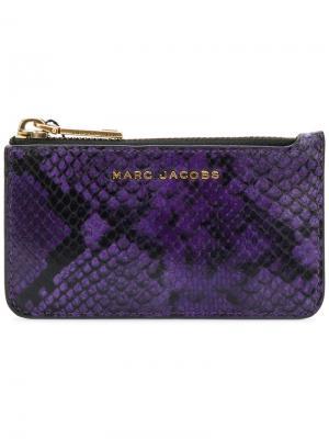Чехол для ключей Marc Jacobs. Цвет: розовый и фиолетовый