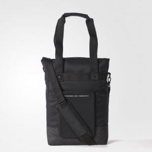 Спортивная сумка Drive  Porsche adidas. Цвет: черный