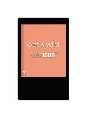 Румяна для лица color icon, E3272 apri-cot in the middle Wet n Wild. Цвет: розовый