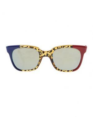 Солнечные очки SHERIFF & CHERRY. Цвет: песочный