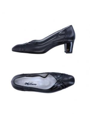 Туфли MELLUSO. Цвет: черный